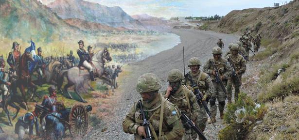 210º Aniversario de la creación de nuestro glorioso Ejército Argentino