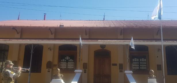 170° ANIVERSARIO DEL PASO A LA INMORTALIDAD DEL GENERAL DON JOSÉ DE SAN MARTÍN