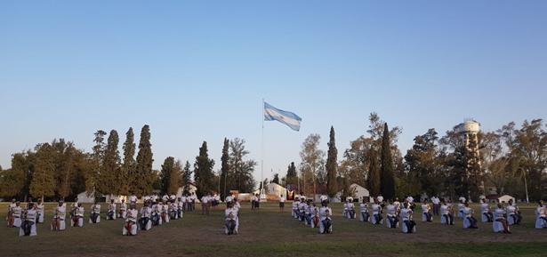 Ceremoniade egreso de ST(s) de reserva